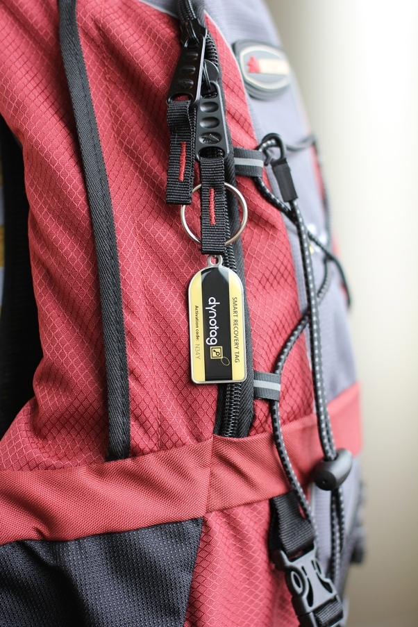 LIFESTYLE DELUXE RED BACKPACK