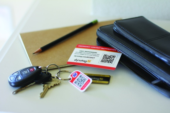LIFESTYLE ECI CARD AND TAG