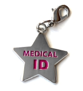 MED ID CHARM