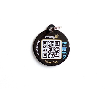 NFC Pet Tag FRONT